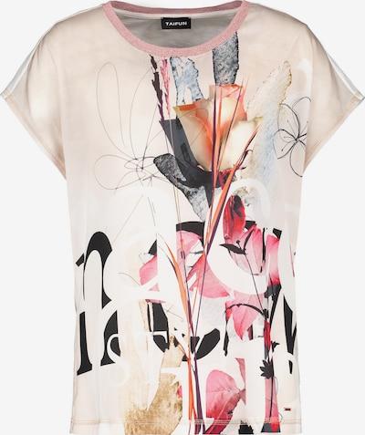 TAIFUN Shirt in Mixed colours / Powder, Item view