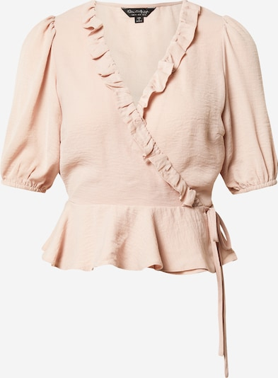 Miss Selfridge Bluse in nude, Produktansicht