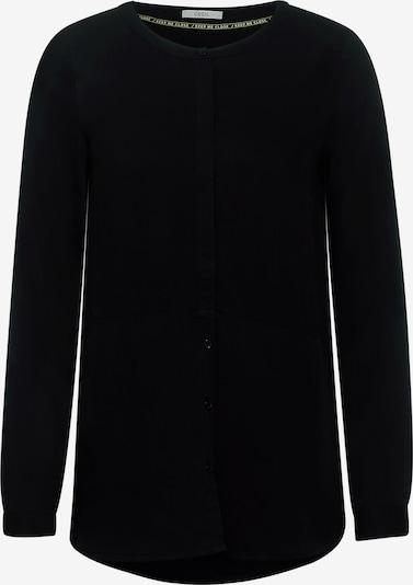 CECIL Bluse in schwarz, Produktansicht