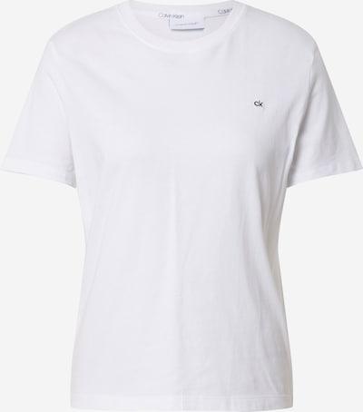 Calvin Klein Majica | bela barva, Prikaz izdelka