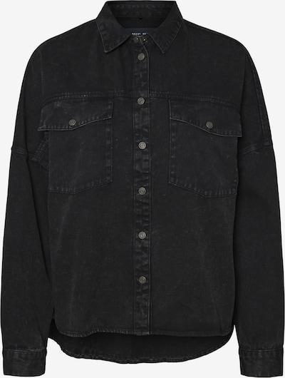 Noisy may Bluse in schwarz, Produktansicht
