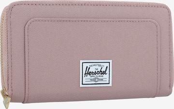 Herschel Portemonnaie 'Thomas' in Pink
