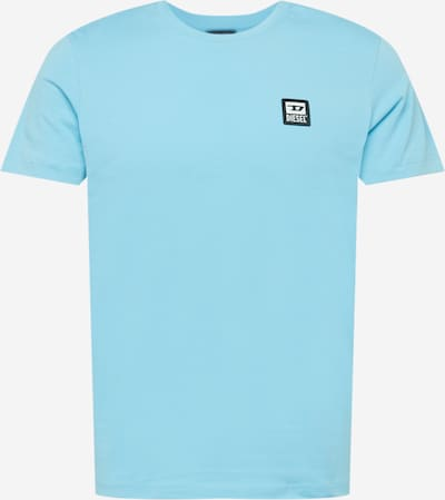 DIESEL Shirt 'DIEGOS' in de kleur Aqua, Productweergave