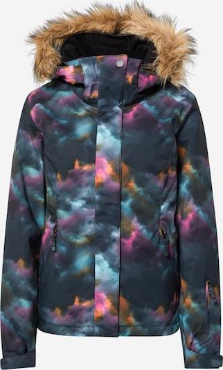 ROXY Outdoorjacke 'JET' in opal / orange / pink / schwarz, Produktansicht