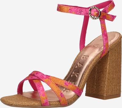 Ted Baker Sandale 'Kasiras' in orange / pink, Produktansicht