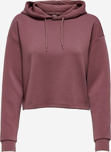 ONLY PLAY Kurz geschnittener Sweatshirt in beere, Produktansicht