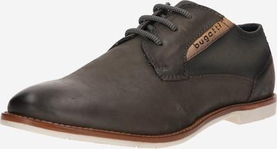 Pantofi cu șireturi 'Fedele' bugatti pe maro deschis / gri taupe, Vizualizare produs
