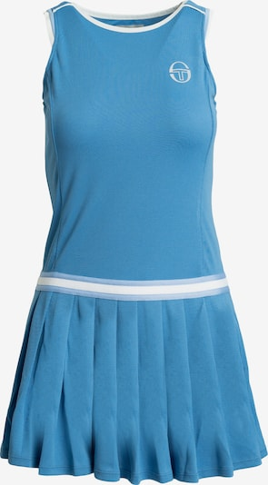 Sergio Tacchini Tenniskleid 'Pliage' Dress in blau, Produktansicht