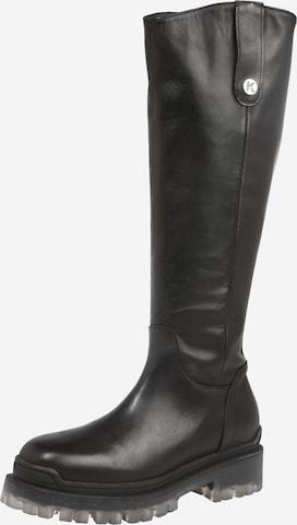 Karl Lagerfeld Stövel i svart