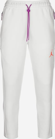 Jordan Jogginghose ' Air Fleece ' in weiß, Produktansicht