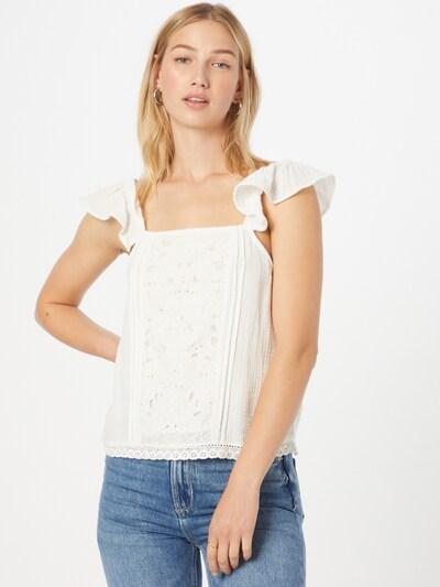 Pimkie Bluse in weiß, Modelansicht
