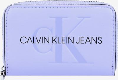 Calvin Klein Geldbörse in lila / flieder / schwarz, Produktansicht