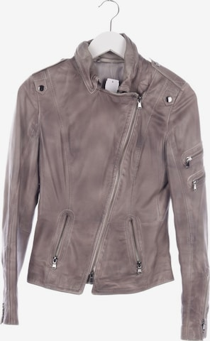 Schyia Jacket & Coat in XS in Grey