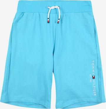 Pantalon TOMMY HILFIGER en bleu