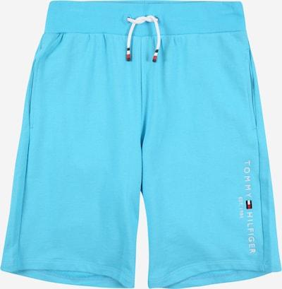 TOMMY HILFIGER Pantalon en turquoise, Vue avec produit