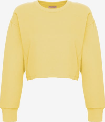 Grimelange Sweatanzug 'Clementine' in gelb, Produktansicht
