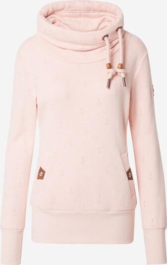 Ragwear Sweatshirt 'RYLIE MARINA' in pastellpink, Produktansicht