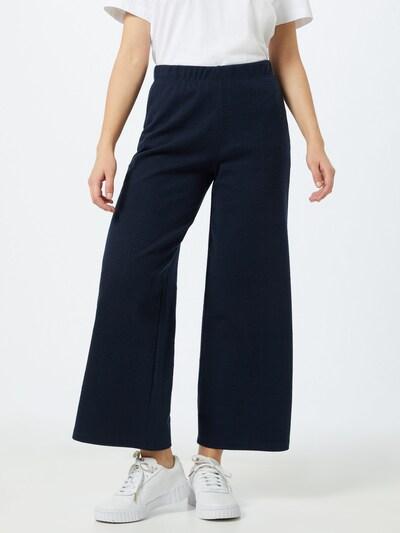 MOSS COPENHAGEN Pantalon 'Tammie' en bleu, Vue avec modèle