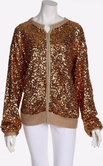 White Label Sweater & Cardigan in M in Copper / Fir, Item view