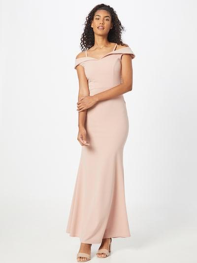 WAL G. Kleid 'TAMARA' in puder, Modelansicht