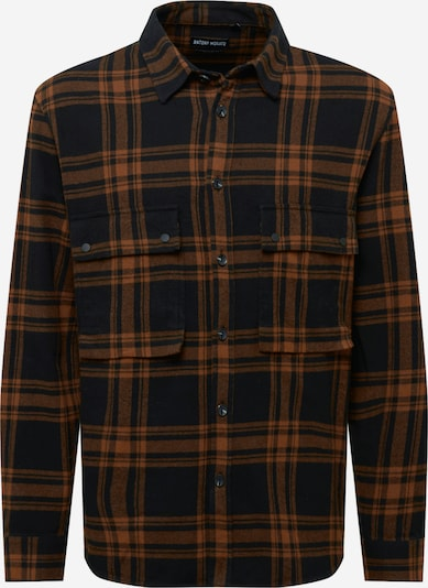 ANTONY MORATO Button Up Shirt in Brown / Black, Item view