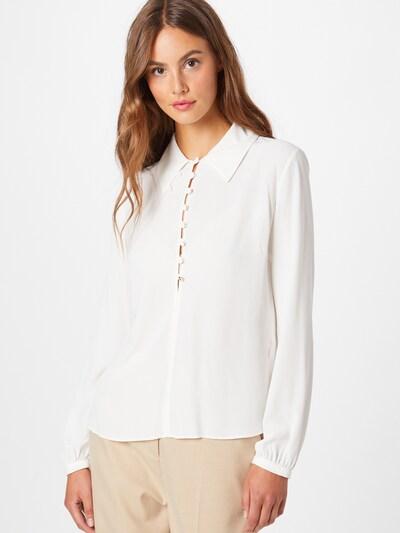 PATRIZIA PEPE Блуза в бяло, Преглед на модела