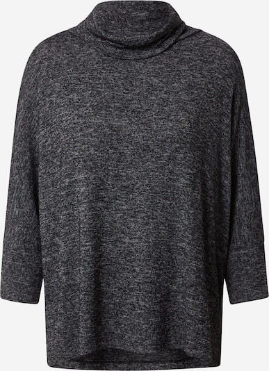 Someday T-shirt oversize 'Kithaner' en gris foncé, Vue avec produit