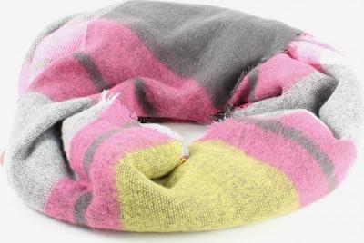 Takko Fashion Wollschal in One Size in pastellgelb / hellgrau / pink, Produktansicht