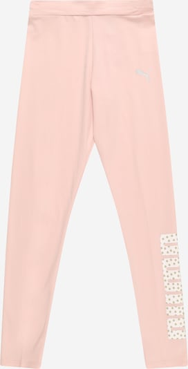 PUMA Leggings in Pink / White, Item view