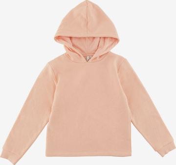 Little Pieces Sweatshirt 'Chilli' in Pink