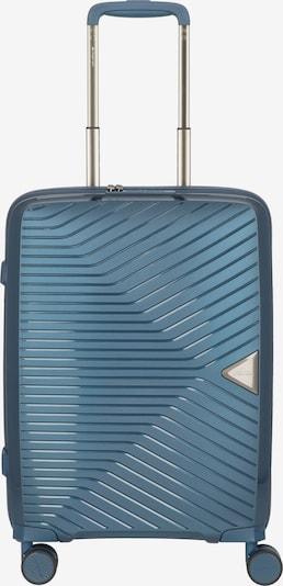 March15 Trading Valisette en bleu, Vue avec produit
