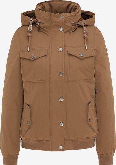 DreiMaster Klassik Winterjas in de kleur Bruin, Productweergave