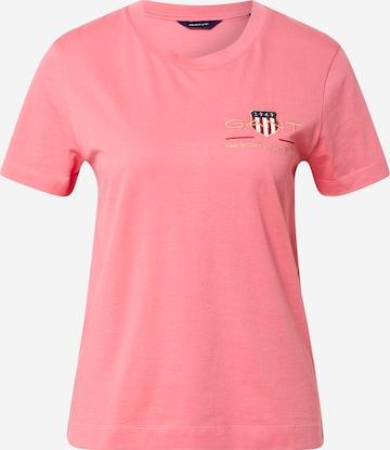 GANT Shirt in Pink