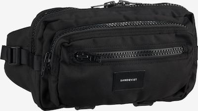 SANDQVIST Gürteltasche ' Felix Bum Bag ' in schwarz, Produktansicht