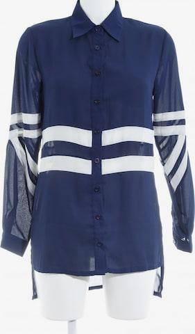 Daisy Street Langarmhemd in XS in Blau