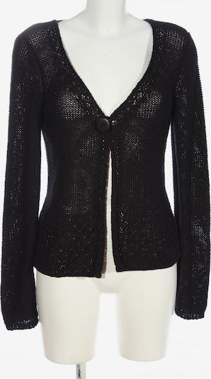 Cassis Strick Cardigan in M in schwarz, Produktansicht