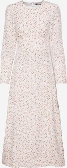 Suknelė 'FRANCE' iš Fashion Union , spalva - smėlio spalva / pudros spalva, Prekių apžvalga