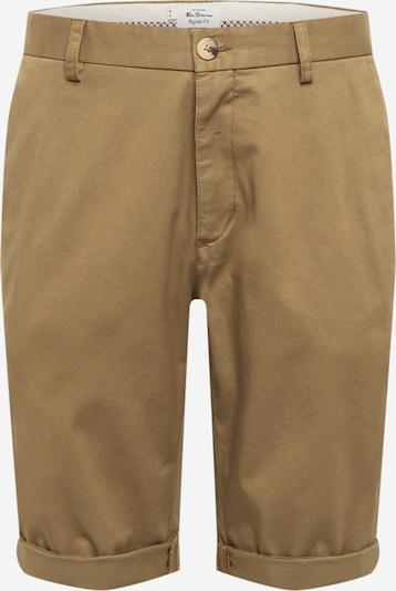 Pantaloni eleganți Ben Sherman pe oliv, Vizualizare produs