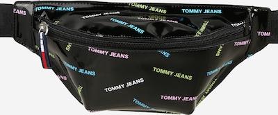 Tommy Jeans Чанта за кръста 'CAMPUS' в тюркоазен / лайм / розово / черно / бяло, Преглед на продукта