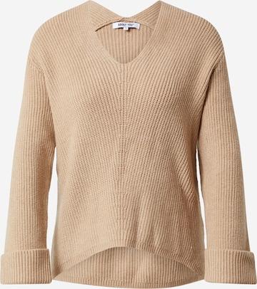 ABOUT YOU Sweter 'Tamara' w kolorze beżowy