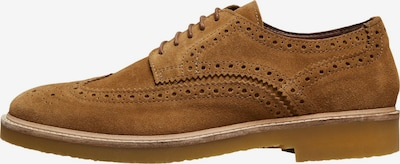SELECTED HOMME Lace-up shoe 'Luke' in brown, Item view