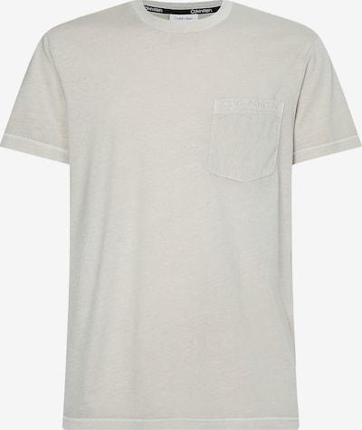 Calvin Klein T-Shirt in offwhite, Produktansicht
