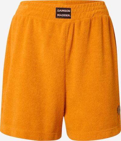 Damson Madder Shorts in hellorange / schwarz / weiß, Produktansicht