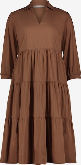 Betty & Co Casual-Kleid mit 3/4 Arm in braun, Produktansicht