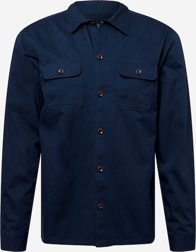 JACK & JONES Риза 'CHORE' в нейви синьо, Преглед на продукта