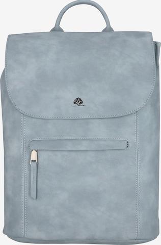GREENBURRY Rucksack in Blau