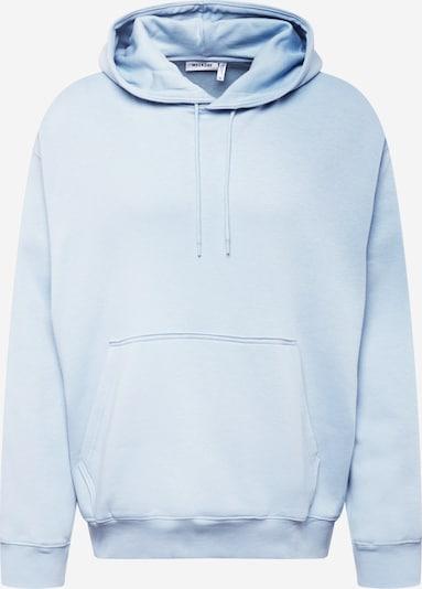 WEEKDAY Sportisks džemperis, krāsa - debeszils, Preces skats