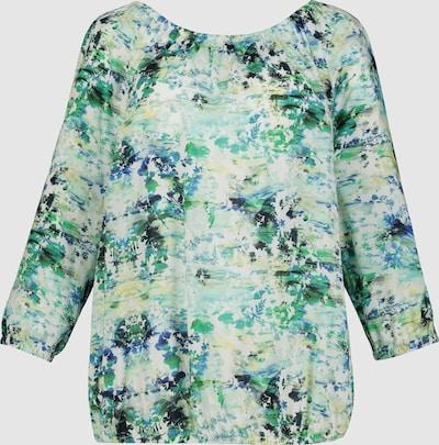 Gina Laura Tunika in grün / weiß, Produktansicht