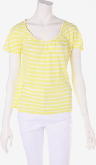 Weekend Max Mara Top & Shirt in M in Yellow / White, Item view