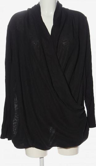 Creation L. Langarm-Bluse in 4XL in schwarz, Produktansicht